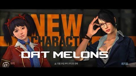 Counter-Strike Online 2 - Choi Ji Yoon First Look