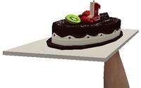 Cake pullpin
