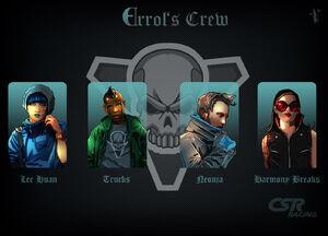 CSR Errols Crew-0