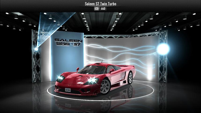 CSR Racing 19 12 2015 Saleen S7