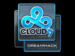 File:Csgo-dreamhack2014-cloud9 foil large.png