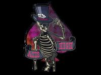 Aces High Holo