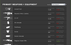 Dynamicweapons css