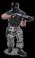 Terror player