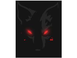 File:Csgo-Flair black dog head.png