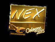 Csgo-col2015-sig nex gold large