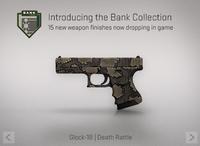 Glock-18 death rattle