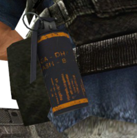 P flashbang holster single css