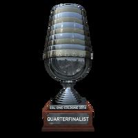 Cologne trophy quarterfinalist large