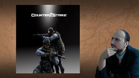 "Gaming History Counter Strike ""The definitive eSports FPS Game"""