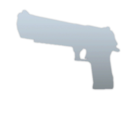 Inventory icon weapon deagle