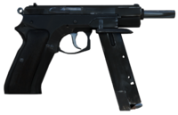 W cz75a nomag