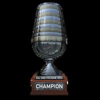 Cologne trophy champion large