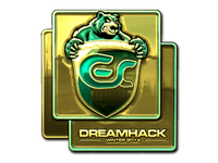 Csgo-dreamhack-2014-escgaming-gold
