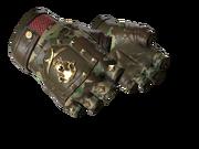 Studded bloodhound gloves bloodhound guerrilla light large