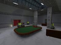 De vegas0023 Roulette Table Room