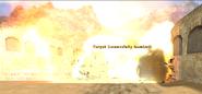 De dust bomb site A exploded