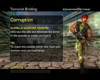 Xbox de corruption t