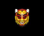 Csgo Facemask evil plastic