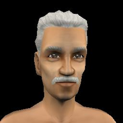 Elder Male 2 Tan