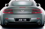 Aston Martin Rear View