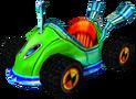 Team Trance Kart Crash Nitro Kart