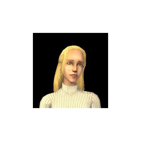 Cordelia Capp's genetic in-game appearance