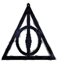 Image - Deathly Hallows Symbol (GUOS65038).png | C.Syde's ...