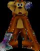 Crash Bandicoot 2 Cortex Strikes Back Cyborg Monkey