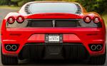 Ferrari F430 Rear View