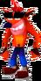 Crash Bash Japanese Fake Crash Bandicoot