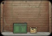 Cabin cupboard case 23