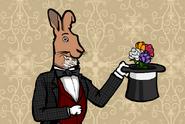Mr. Rabbit 39 magician