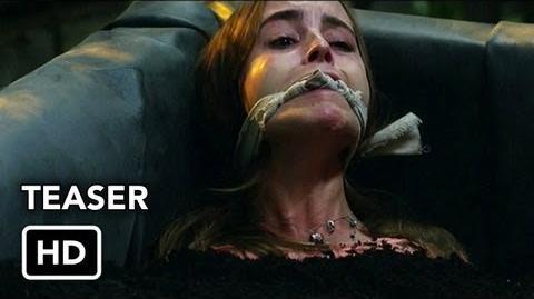 "Cult (CW) ""Burial"" Short Teaser"