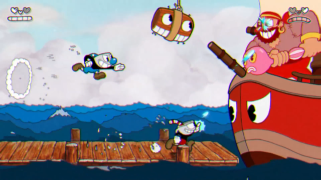 File:Cuphead and Mugman vs Captain Silver.png