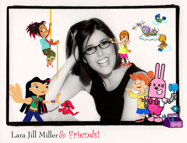 File:Lara Jill Miller & Friends (Images-7-).jpeg