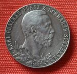 Schwarzburg-Sonderhausen Carl Günther 1905