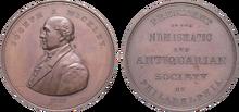 JJ Mickley medal