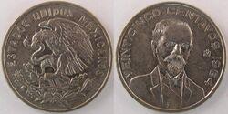 Mexico 25 centavos 1964