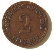 Kaiserreich 2 Pf 1914 A 48