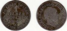 LIP 1847 - 1 Silbergroschen