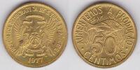 São Tomé and Príncipe 50 cêntimo coin