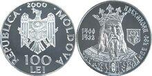 Moldova 100 lei Bun 2000