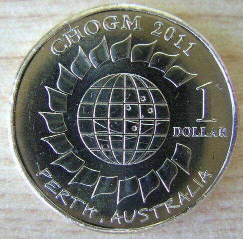 File:AU $1 CHOGM2011.jpg