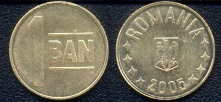 File:Coins of Romania 1 Ban 2005.jpg