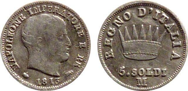 File:5 soldi 1813 M.jpg