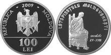 Moldova 100 lei chronicles 2009