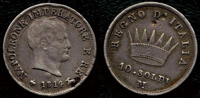 File:Kingdom of Italy 10 soldi 1814M.jpg