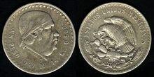 Mexico 1 peso 1947