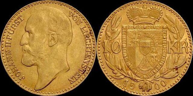 File:Liechtenstein 10 krone 1900.jpg